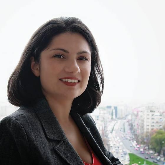 Dana Chiriac - Intercontinental București
